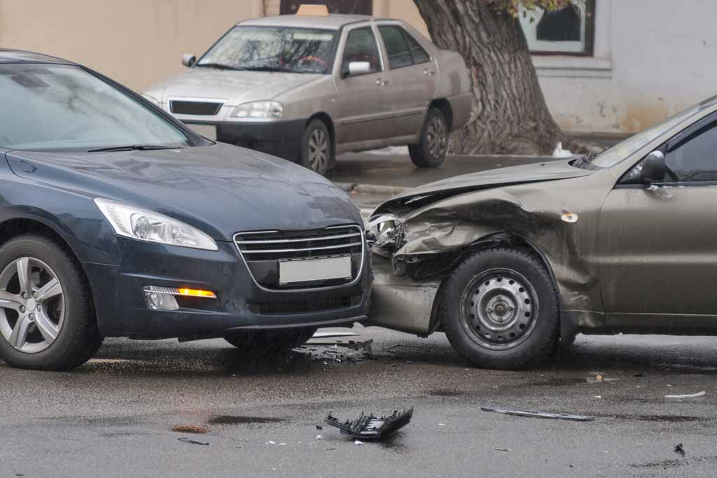Been In An Auto Accident?
